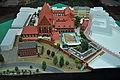 Stralsund, Meeresmuseum, Modell der Gebäude (2012-04-10) 1, by Klugschnacker in Wikipedia.jpg