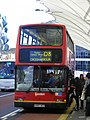 Stratford Bus Station D8 route London General PVL65 W465 WGH. (7721509886).jpg