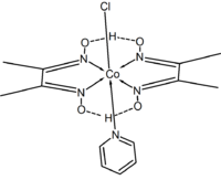 Structure of Chloro(pyridine)cobaloxime fixed.png