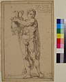 Study of a Male Figure Holding a Vessel (Apollo) MET 64.682.359.jpg