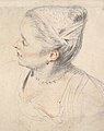 Study of a Woman's Head and Hands MET DP827485.jpg