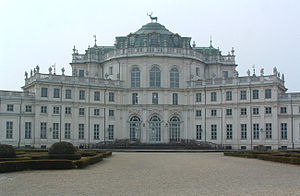 Piedmont - The Palazzina di caccia of Stupinigi, in Nichelino, is a UNESCO World Heritage Site.