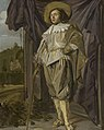 Style of Frans Hals (Antwerp c. 1580-Haarlem 1666) - Study of a Standing Man - RCIN 404807 - Royal Collection.jpg
