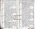 Subačiaus RKB 1832-1838 krikšto metrikų knyga 134.jpg