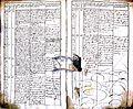 Subačiaus RKB 1832-1838 krikšto metrikų knyga 151.jpg