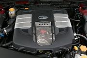 斯巴鲁EZ族发动机