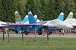 Sukhoi Su-27P '12 blue' (37413541326).jpg