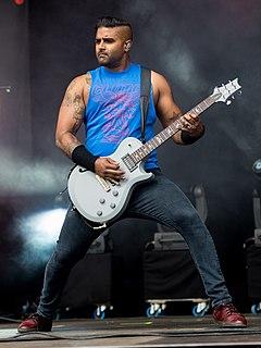 Dave Baksh Canadian musician