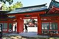 Sumiyoshi-taisha, Kouroku-mon.jpg