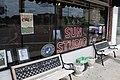 Sun Studio, roadside benches.jpg