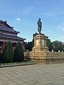 Sun Yat-sen hall and statue.JPG