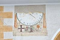 Sundial cloister Stift Millstatt.jpg