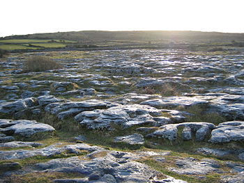 English: The Burren, Ireland