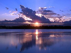 Sunset lake illawarra.jpg