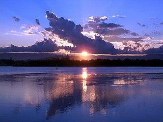 Illawarra Region in New South Wales, Australia