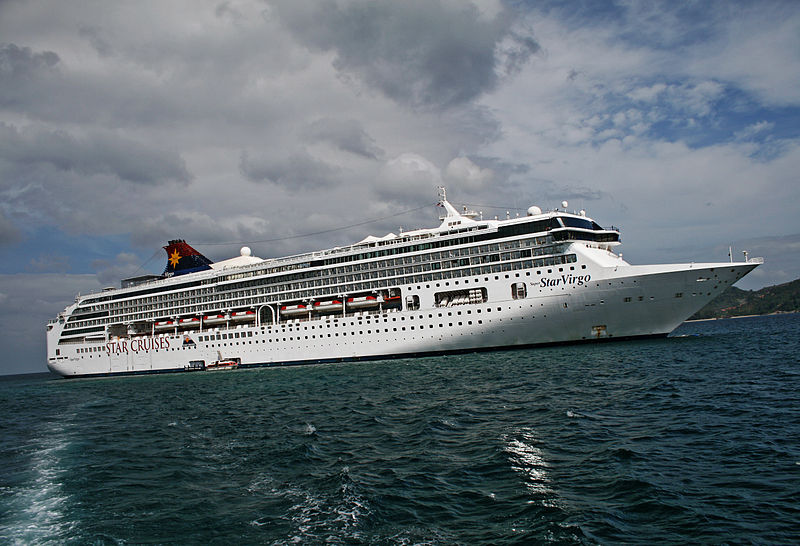 Cruise ship SuperStar Virgo - Star Cruises