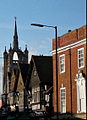 Sutton, Surrey, Greater London, historic crossroads 4.JPG