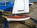 Swanage Bay Boater - geograph.org.uk - 1052373.jpg