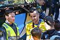 Sweden national under-21 football team, Euro 2015 celebration, players 49.JPG