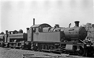 Swindon 06 Works 2-6-2T and 0-6-0T on Dump geograph-2578500-by-Ben-Brooksbank.jpg