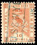 Switzerland Bern 1894 revenue 10c - 52 X-94 1-K.jpg