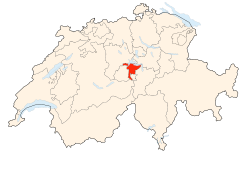 Switzerland Locator Map NW.svg