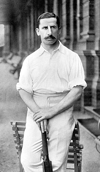 Derbyshire County Cricket Club in 1894 - Sydney Evershed - captain