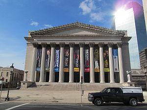 Symphony Hall, Springfield - Image: Symphony Hall, Springfield MA