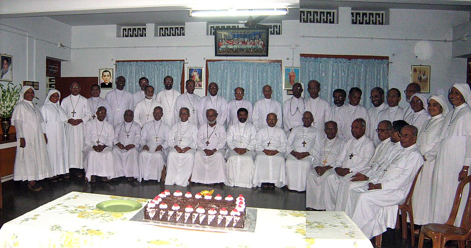 Syro Malabar Bishops at Mar Varghese Payyappilly Palakkappilly S D Convent
