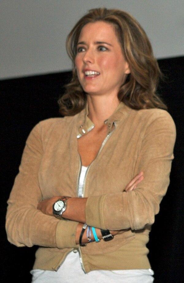 Photo Téa Leoni via Wikidata