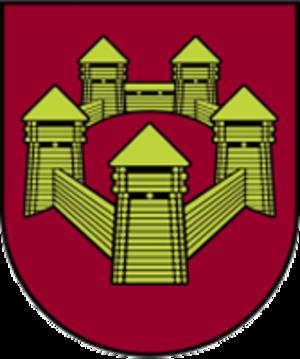 Tērvete Municipality - Image: Tērvetes novads COA