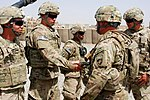 TF King fires for visiting IJC Command Sgt. Maj. at FOB Shank DVIDS625154.jpg