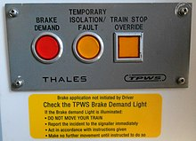 Train Protection Amp Warning System Wikipedia