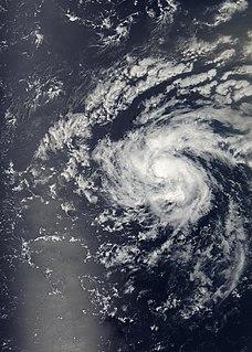 Tropical Storm Debby (2006) Atlantic tropical storm in 2006