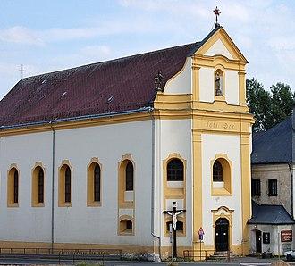 Tachov - former Franciscan Monastery