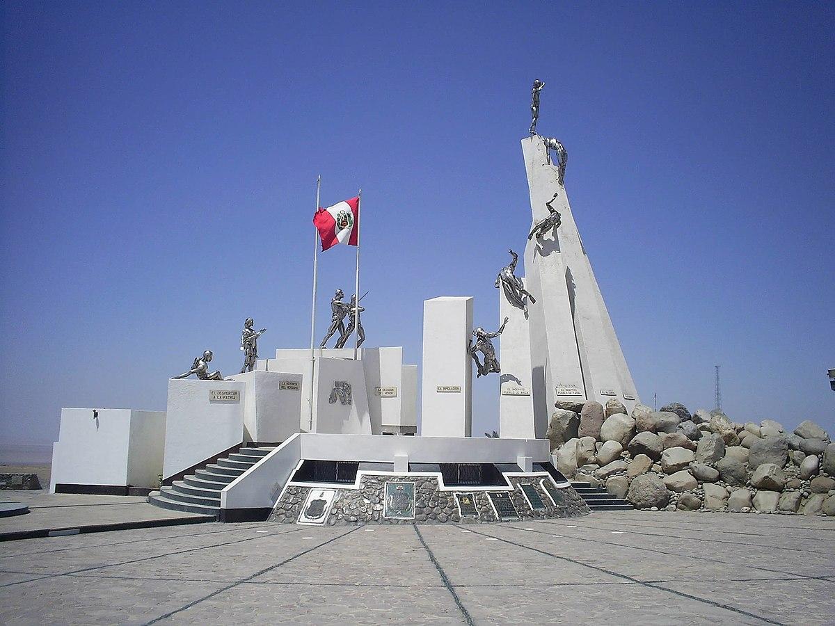 Departamento de Tacna  Wikipedia la enciclopedia libre