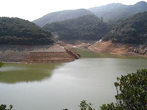 Tai Tam Waterworks Heritage Trail - Tai Tam Reservoir