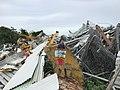 Taitung Incinerator wreckage after Typhoon Nepartak, 2016.jpg