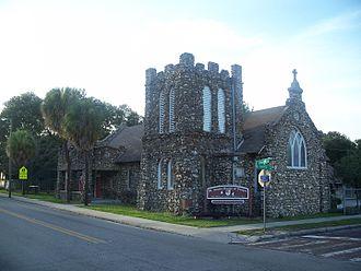 St. James House of Prayer Episcopal Church - Image: Tampa Episc HOP03