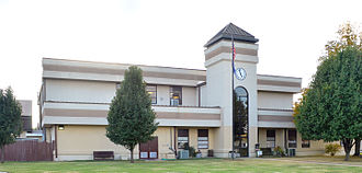 Taney County, Missouri - Image: Taney County MO Courthouse 20151021 047
