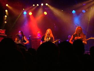 Tarot (band) - Tarot live in Nürnberg