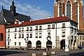 Tenement, 5 Mariacki square, Old Town, Krakow, Poland.jpg