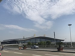 Terminal 2 of Nanchang Changbei International Airport.jpg