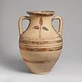 Terracotta amphora (jar) MET DP114675.jpg