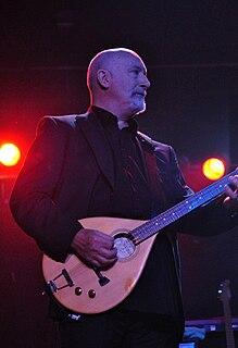 Terry Woods Irish musician