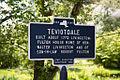 Teviotdale historical marker.jpg