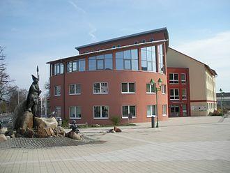 Thale - Thale town hall