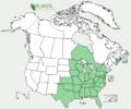 Thaspium barbinode NA-dist-map.png