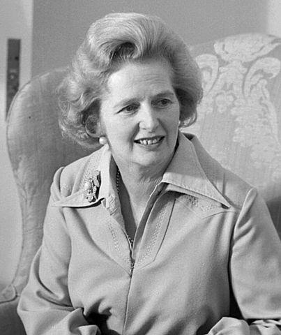 Маргарет Тэтчер (1975)