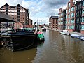 The Barge Arm, Gloucester Docks - geograph.org.uk - 1469286.jpg